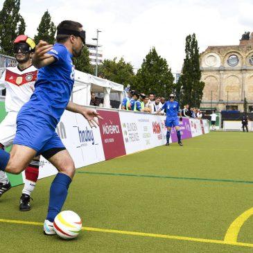 CECIFOOT / Nos Lensois entament la 1ère journée du Championnat de France ce week-end