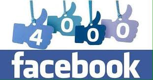 FACEBOOK / La barre des 4000 «likes» atteints