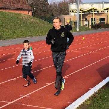 ASSOCIATION / Des prothèse gratuites pour courir !