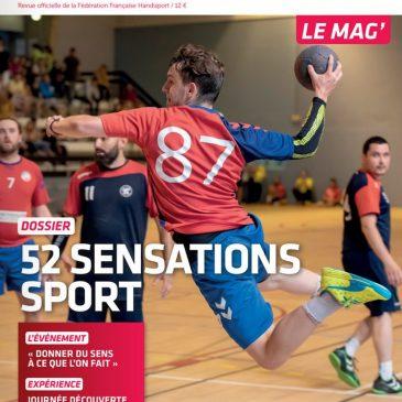 FÉDÉRATION / Handisport Le Mag' (n°173)