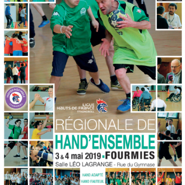HANDBALL / La régionale de Hand'Ensemble
