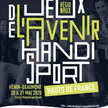Les Jeux Régionaux de l'Avenir Handisport des Hauts-de-France